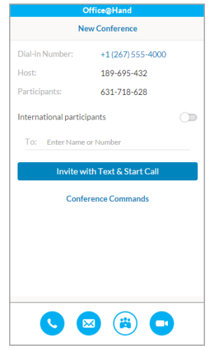 skype international number