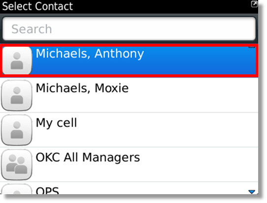 Version number for new blackberry book