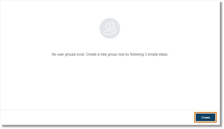 Click Create