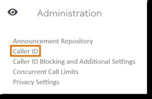 Click Caller ID