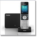 You can purchase a pre-configured, fully provisioned Yealink W56P from Office@Hand.