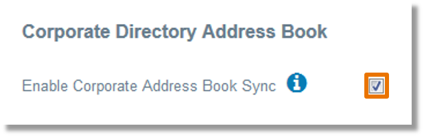 Corporate Directory Address Book